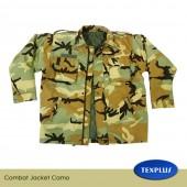 Combat Jacket Camo