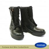 Anti Mine Combat Boots