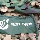 Anti IR and Anti Thermal and Anti Radar Multispectral Camouflage Nets