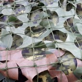 Synthetic Camouflage Net Anti Visual