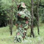 Anti Visual Sniper Ghillie Suits