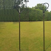 Telescopic Camo Net Supporting Poles